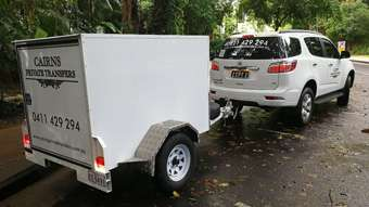 Cairns Private Transfers Trailer